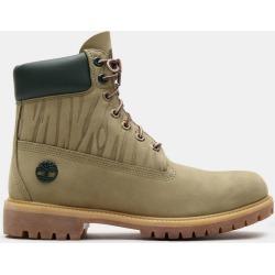 Timberland 6 Inch Premium Autumn Boots Für Herren In Grün Grün, Größe 44 W