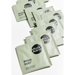 Moon Juice Brain Dust Sachet Box - Grey at Urban Outfitters