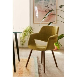 Robyn Dining Chair - Green at Urban Outfitters