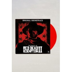 Various Artists - The Music Of Red Dead Redemption 2: Original Video Game Soundtrack 2XLP - Red at Urban Outfitters