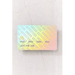 UO Gift Card - Standard gift card Uo Giftcard $250 at Urban Outfitters found on Bargain Bro India from Urban Outfitters (US) for $250.00