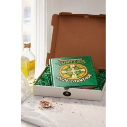 Teenage Mutant Ninja Turtles Cookbook Pizza Box UO Exclusive Gift Set - Assorted at Urban Outfitters