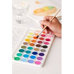 Watercolor Paint Pods - Assorted at Urban Outfitters