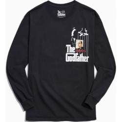 The Godfather Japanese Movie Poster Long Sleeve Tee found on Bargain Bro Philippines from Urban Outfitters (US) for $39.00
