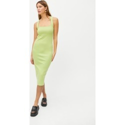 Motel Uzma Square Neck Midi Dress found on MODAPINS from Urban Outfitters (US) for USD $69.00