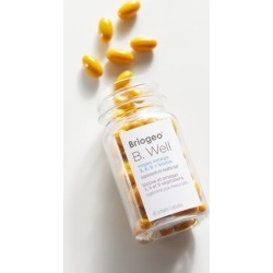 Briogeo B. Well Omega + Biotin Hair Supplement - Assorted at Urban Outfitters