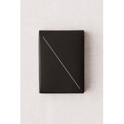 Areaware Minim Playing Card Deck - Black at Urban Outfitters