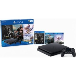 PlayStation 4 1TB Console, Controller And Game Bundle - Black at Urban Outfitters