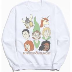Dungeons & Dragons Crew Neck Sweatshirt