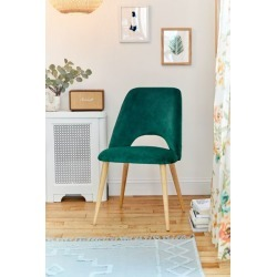 Meara Dining Chair - Green at Urban Outfitters