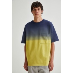 Native Youth Ombre Short Sleeve Sweatshirt found on MODAPINS from Urban Outfitters (US) for USD $59.00