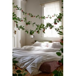Decorative Rose Vine Garland found on Bargain Bro India from Urban Outfitters (US) for $14.00