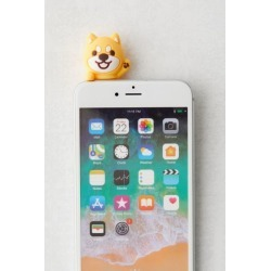 Zorbitz Inc. Phone Palz Animal Charm - Brown at Urban Outfitters
