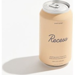 Recess Hemp-Infused Sparkling Water 12-Pack - Pink at Urban Outfitters