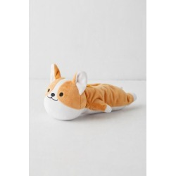Smoko Plushie Pencil Case - Beige at Urban Outfitters