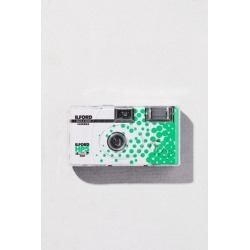 Ilford HP5 Plus Single Use Disposable Camera - Green at Urban Outfitters