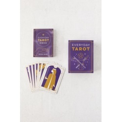 Everyday Tarot Mini Tarot Card Deck + Guide Book By Brigit Esselmont - Assorted at Urban Outfitters
