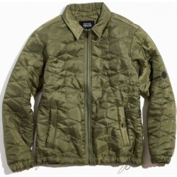 Native Youth Padded Coach Jacket found on MODAPINS from Urban Outfitters (US) for USD $49.99