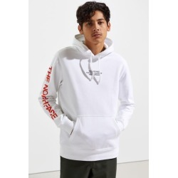 The North Face UO Exclusive Dome Hoodie Sweatshirt - White S at Urban Outfitters