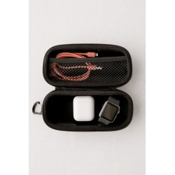 Chums The Vault Accessory Case - Black at Urban Outfitters
