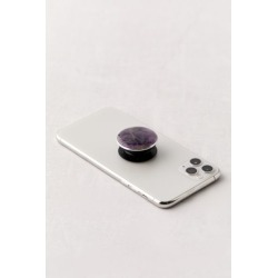 PopSockets Gemstone Swappable Phone Stand - Purple at Urban Outfitters