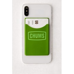 Chums The Keeper Card Case - Green at Urban Outfitters