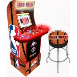 Arcade1Up NBA Jam Arcade Game - Assorted ALL at Urban Outfitters