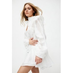 One Teaspoon White Stallion Spirit Mini Dress found on MODAPINS from Urban Outfitters (US) for USD $199.00