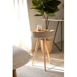 Victrola Bluetooth Speaker Table - Brown at Urban Outfitters found on Bargain Bro India from Urban Outfitters (US) for $180.00