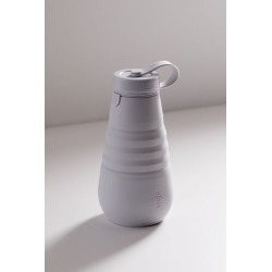 Stojo Collapsible Water Bottle - Black at Urban Outfitters