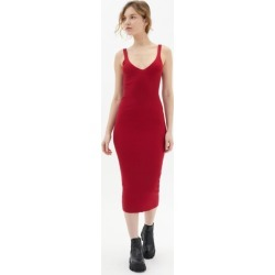 Dress Forum Ribbed Scoop Neck Midi Dress found on MODAPINS from Urban Outfitters (US) for USD $49.00