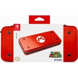 Hori Nintendo Switch Mario Edition Alumi Metal Vault Case - Red at Urban Outfitters