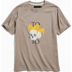Tee Library Dead Crown Tee found on Bargain Bro India from Urban Outfitters (US) for $49.00