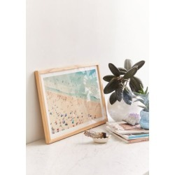 Ingrid Beddoes Summer Fun Art Print - Beige 18X24 at Urban Outfitters found on Bargain Bro Philippines from Urban Outfitters (US) for $89.00