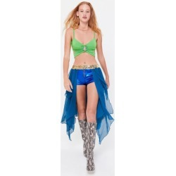 Pop Diva Halloween Costume - Green L at Urban Outfitters