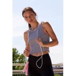 Tangram Factory Rookie Smart Jump Rope - Pink at Urban Outfitters