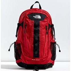 The North Face Big Shot II Backpack - Red at Urban Outfitters