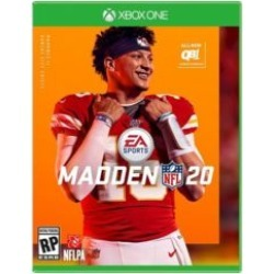 Xbox One Madden NFL 20 Video Game - Assorted at Urban Outfitters