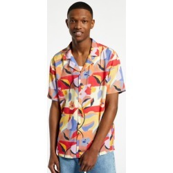 Native Youth Mimosa Print Button-Down Shirt found on MODAPINS from Urban Outfitters (US) for USD $70.00