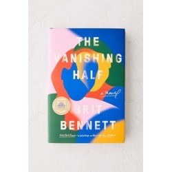 The Vanishing Half: A Novel By Brit Bennett found on Bargain Bro India from Urban Outfitters (US) for $27.00