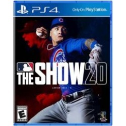 PlayStation 4 MLB The Show 20 Video Game - Assorted ALL at Urban Outfitters