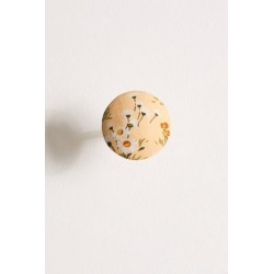 Madeline Fabric Wall Hook - Orange at Urban Outfitters