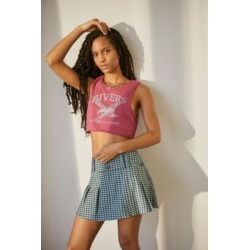 UO 00s Plaid Kilt Skirt found on Bargain Bro India from Urban Outfitters (US) for $54.00