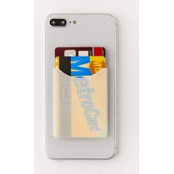Chums The Keeper Card Case - Beige at Urban Outfitters
