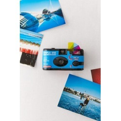 Lomography Simple Use Color 35mm Camera - Assorted at Urban Outfitters