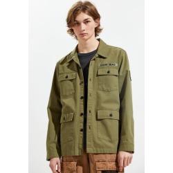 Dark Seas Willard Jacket - Green L at Urban Outfitters