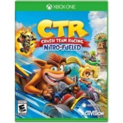 Xbox One Crash Team Racing: Nitro Fueled Video Game - Assorted at Urban Outfitters