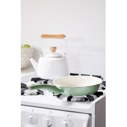 Café Frying Pan Set - Green at Urban Outfitters