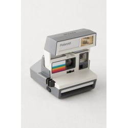 Polaroid Originals UO Exclusive Classic Rainbow 600 Instant Camera - White at Urban Outfitters