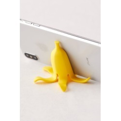 Fred Banana Phone Stand - Yellow at Urban Outfitters
